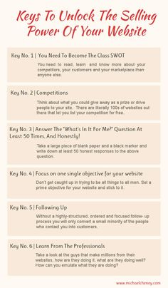 Keys To Unlock The Selling Power Of Your Website / http://dorthy.org/website-flipping-strategies-for-profit/