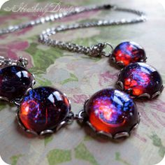 Fourth From the Sun mexican opal dragon's by HeatherlyDesigns, $35.00