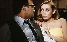 John Belushi and Cathy Moriarty in Neighbors (1981)