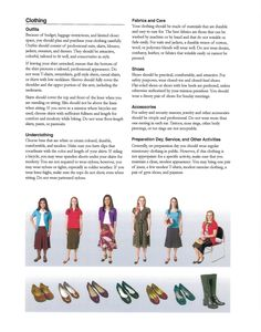 Sister Missionary Clothing Guidelines (pt 2)