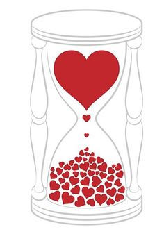 a time to love Valentines Day Drawing, Happy Valentines Day, Pretty Images, Love Images, Hourglass Drawing, Kawaii 365, Cute Love Cartoons, I Love Heart, Heart Art