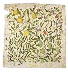 William Morris Fruit