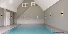 Home-Unique.nl Exquisite Interior Design indoor swimmingpool / inpandig zwembad