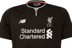 Liverpool Releases Away Kit for 2016/17