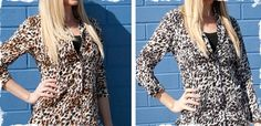 Leopard Button Up Shirts- 2 Colors! at VeryJane.com