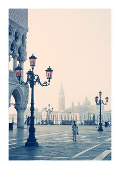 Piazza San Marco, Venice definitely a honeymoon destination. Or by myself. Because it's Italy