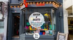 Edited x Seletti: Italian Design Roadshow hits Brighton - @HomeArtyHome