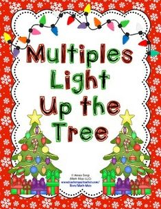 Great game for practicing multiples. Love the Christmas theme. Easy to use - fun to play!