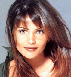 How's this for a #TBT?? The gorgeous Helena Christensen