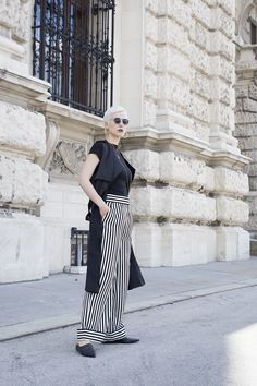 I have this longline waistcoat for 2 or maybe even 3 years and even though I don't wear it that often, it's one of my most precious pieces. It's silk and Long A Line, That Look, Street Style, Silk, Fashion Bloggers, My Style, Skirts, Pants, How To Wear