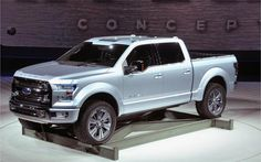 2014 ford f150 atlas!!! that is awesome.