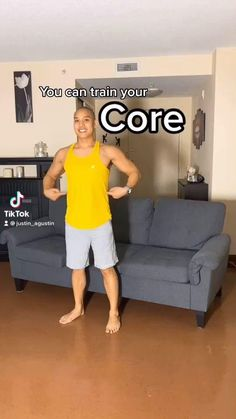 Beginner Couch Core Home Workout