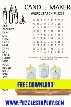 Printable Puzzles, Crossword Puzzles, Free Printable Worksheets, Free Printable Coloring Pages, Printable Labels, Printables, Free Word Search Puzzles, Kids Word Search, Word Search Games