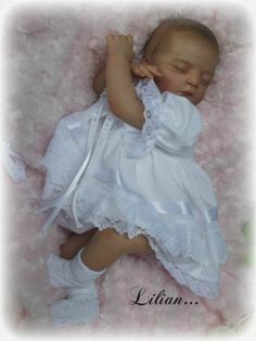 ♥ Lilian ~ Gudren Legler ~Reborn baby girl doll~LTD ED sold out kit ♥ | eBay
