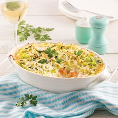 Poisson/fruits de mer - Page 4 of 27 - 5 ingredients 15 minutes Fish And Seafood, Great Recipes, Easy Recipes, Macaroni And Cheese, Shrimp, Easy Meals, Menu, Baking, Ethnic Recipes