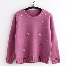2015 New hot high quality design knitted ladies pullover sweater  Best Buy follow this link http://shopingayo.space