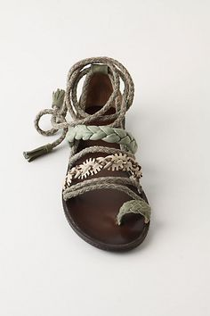 Weaver Finch Sandals - Anthropologie.com