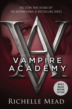 Vampire Academy by Richelle Mead, http://www.amazon.com/dp/B000UZPIE8/ref=cm_sw_r_pi_dp_7dK8sb1ZFNFPA
