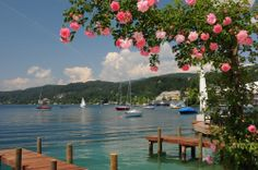 Wonderful Places, Austria, Places Ive Been, Table Decorations, World, Life, Beautiful, River, Water Pond