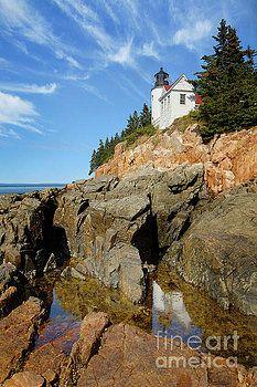 Karen Jorstad - Bass Lighthouse III