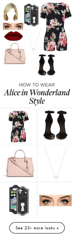 """""""Floral"""" by skittles1324 on Polyvore featuring Michael Kors, Isabel Marant, Marc by Marc Jacobs, Tiffany & Co., women's clothing, women's fashion, women, female, woman and misses"""