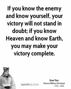"""""""The greatest victory is that which requires no battle."""" ― Sun Tzu, The Art of War Art Of War Quotes, Wisdom Quotes, General Quotes, Sun Tzu, Black And White Aesthetic, Text Quotes, Victorious, Knowing You, Philosophy"""