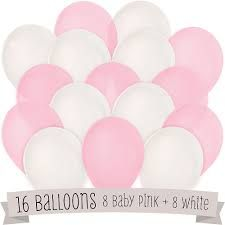 Afbeeldingsresultaat voor pink and white baby shower