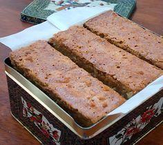 Portugese or Sri Lankan Love Cake (Kandalama, Bolo D'Amor)