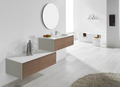 #exclusief #hygge #houten #meubel #badkamer