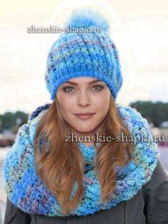 шапки зима 2016