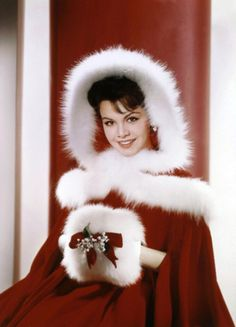 Annette Funicello - Christmas, 1960's. S)