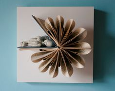 Sleeper on BlueBook Flower Original Sculpture by Kenjio on Etsy, $375.00