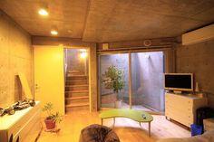 狭小敷地に建つ屋上菜園のある家 2008年11月2日建もの探訪でー地上9m空中菜園のある家ーとして紹介されました ここで見れます http://www.tv-asahi.co.jp/tatemono/html/02_housou.html