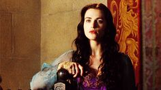 Lady Morgana in 1x07