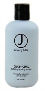 J Beverly Hills Crazy Curl - defining styling serum