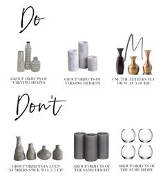 How to Style A Shelf or Console — Jess Obsessed Interior Design Principles, Interior Design Guide, Interior Styling, Decor Home Living Room, Interior Design Living Room, Dining Room Inspiration, Home Decor Inspiration, Bookcase Styling, Design Basics