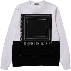 anx long sleeve t on cavempt