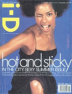 The Hot Issue | i-D Online