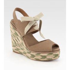 ce6d60a17c1817 Tory Burch Wedges Espadrille Shoes