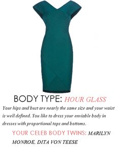 Date night dresses for Hour glass body type  Roland Mouret Modesty Dress $275.00 from Bernard Boutique