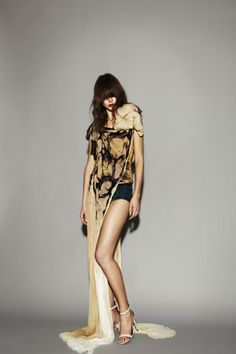 Garment by Jessica Robertson, slow fashion designer (via The Bulletin by Centre for Sustainable Fashion)