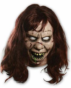 The Exorcist Regan Mask #Halloween2013