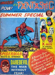 BLIMEY! The Blog of British Comics: Summer 1968: SMASH! POW! It's FANTASTIC SUMMER SPE...