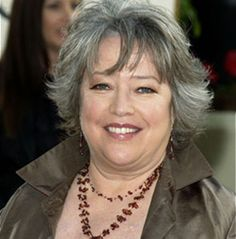 Kathy Bates - an exceptional character actress.  Truly terrifying in the movie 'Misery'.