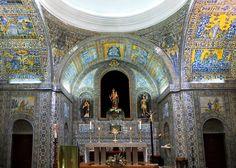 Igreja de Nossa Senhora dos Remédios - Carcavelos - Portugal