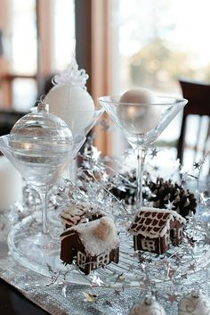 not-martha-mini-gingerbread-houses-3 by sutography, via Flickr