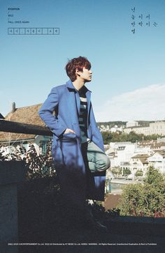 More teaser images for Kyuhyun's new mini album 'Fall, Once Again' has been released.