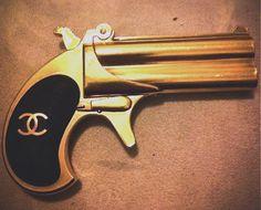 Chanel gun.