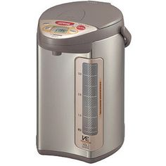 Zojirushi Hybrid Water Boiler And Warmer - Frontgate Coffee Uses, Drip Coffee, Specialty Appliances, Small Appliances, Water Boiler, Thing 1, Brewing Tea, Hot Pot, Save Energy