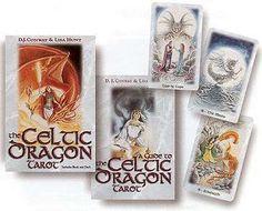 Celtic Dragon tarot deck & book